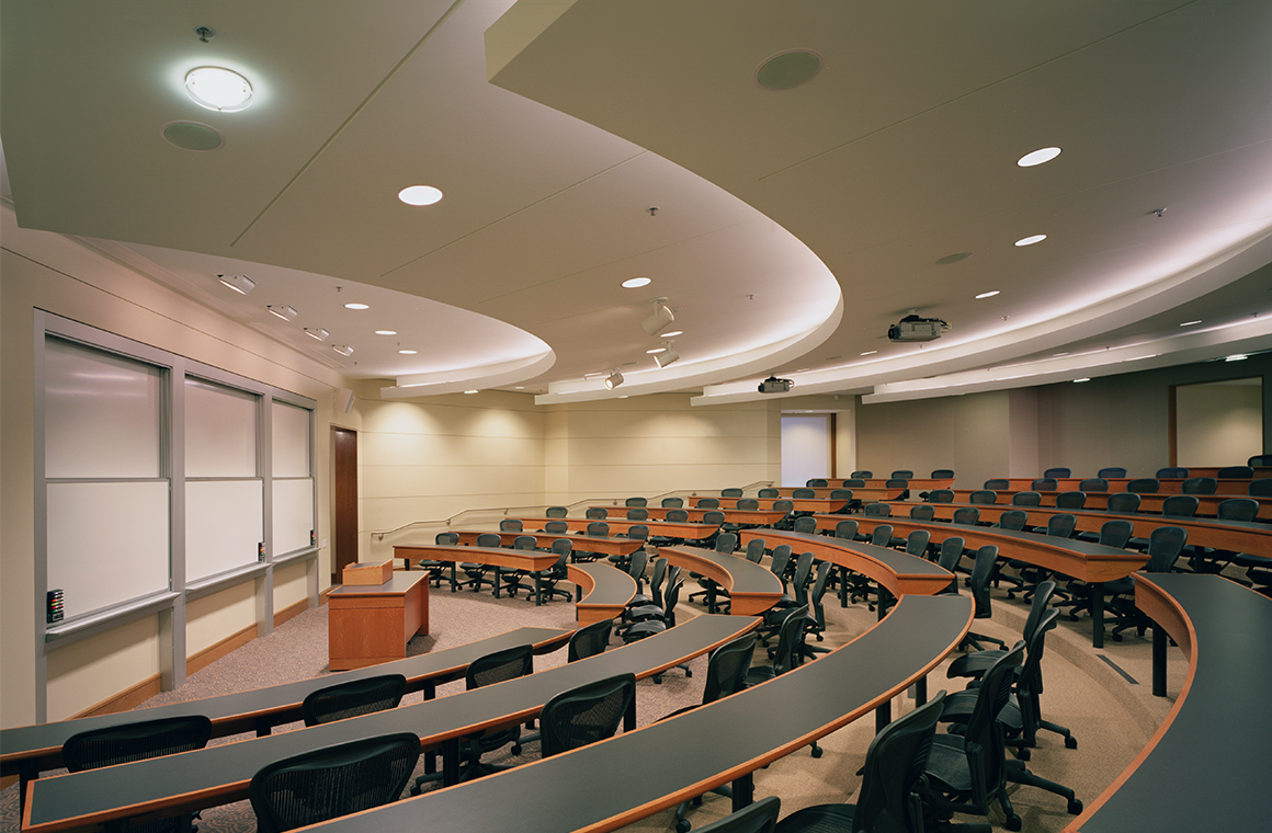 STANFORD LAW SCHOOL - Lumenworks Lighting